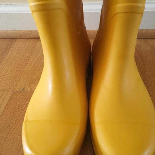 Tory Burch Yellow Boots Image 1