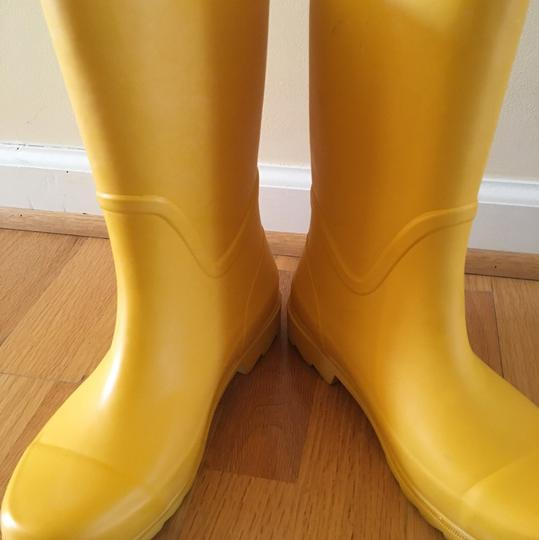 Tory Burch Yellow Boots Image 2