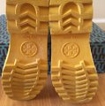 Tory Burch Yellow Boots Image 5