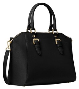 Michael Kors Satchel in BlackGold