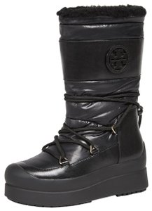 Tory Burch Ysl Ankle Black Boots