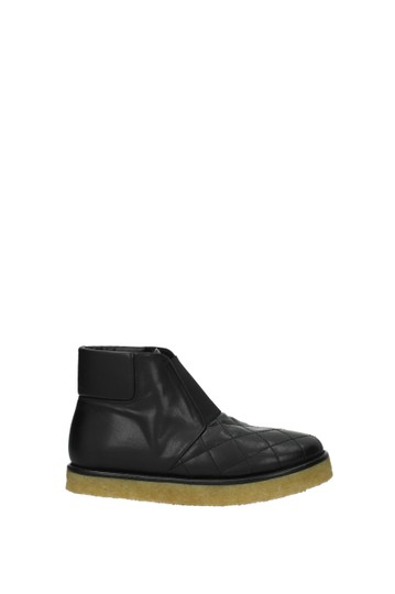 Preload https://img-static.tradesy.com/item/24662832/stella-mccartney-black-ankle-women-bootsbooties-size-eu-37-approx-us-7-regular-m-b-0-0-540-540.jpg