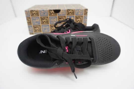 Five Ten Flats Sneakers Lace Up Freerider Size 6 Black / Pink Athletic Image 8