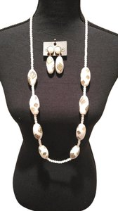 Chico's Chico's Statement Necklace and Earrings
