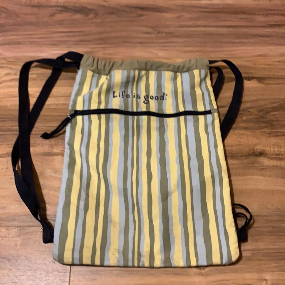 786ec31b3718 Life is Good One Of The Multicolor Cotton Backpack - Tradesy