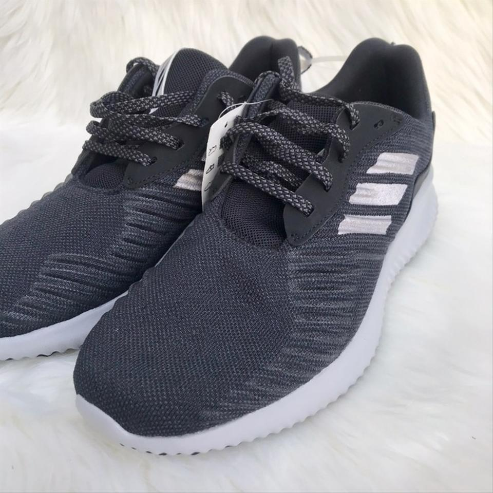 adidas Black Silver Alphabounce Rc Sneakers Sneakers Size US 8 ... 2bb3213b5
