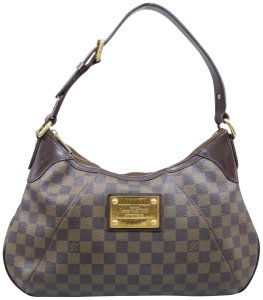 Louis Vuitton Thames Canvas Gm Shoulder Bag