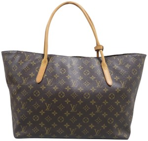 Louis Vuitton Lv Raspail Mm Canvas Shoulder Bag