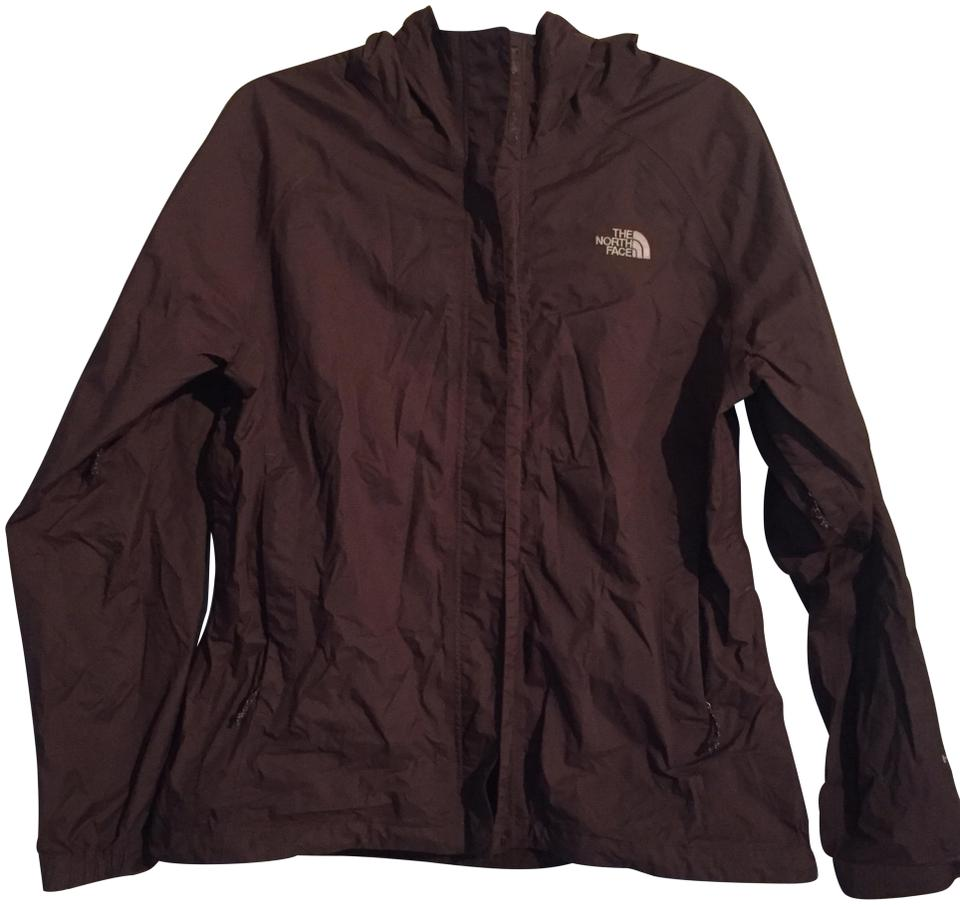 f7be82b962ca3 The North Face Brown Hyvent Dt Coat Size 12 (L) - Tradesy