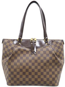 Louis Vuitton Westminster Canvas Gm Shoulder Bag