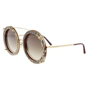 a7bcaa32c1a Gold Dolce Gabbana Sunglasses - Up to 70% off at Tradesy (Page 4)