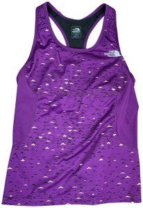 The North Face The North Face Built in Bra Purple Workout Tank
