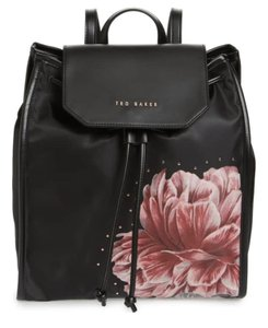 f2dfb7bf35ce6 Ted Baker Travel Drawstring Rugsack Tranquility Floral Backpack