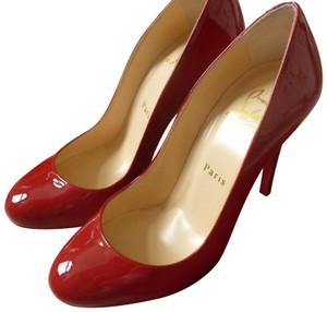 f07df922d9a5 Women s Red Christian Louboutin Shoes - Up to 90% off at Tradesy