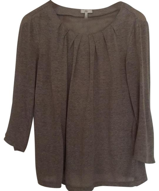 Item - Taupe - Blouse Size 6 (S)