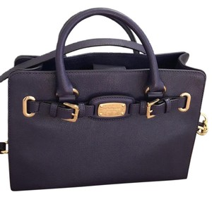 Michael Kors Satchel in Iris