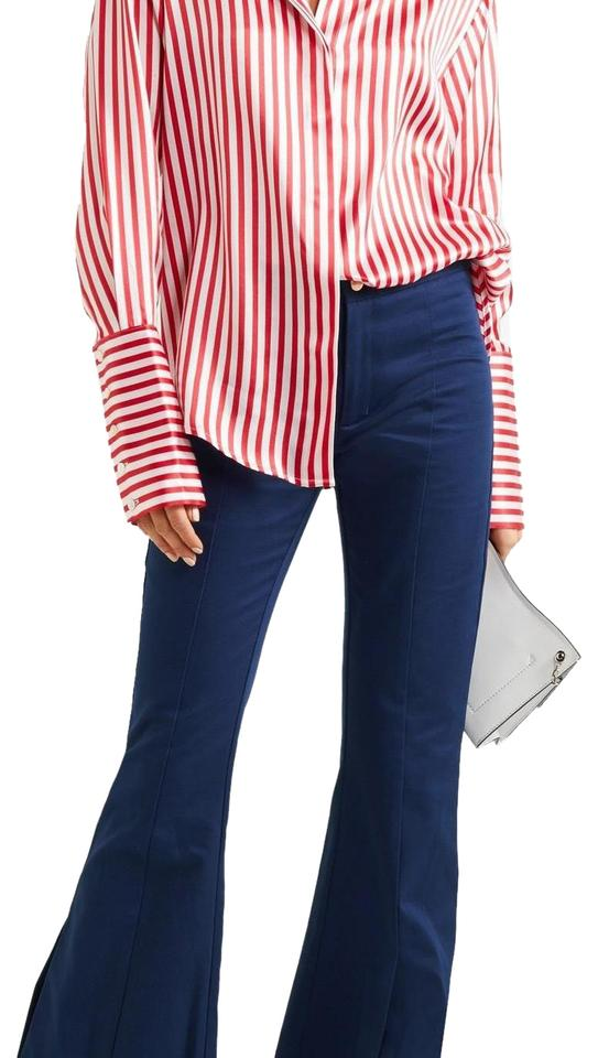 041c1b27bb1a Maggie Marilyn Navy She s Still A Dreamer Cotton Pants Size 4 (S