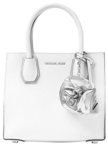 Michael Kors Michael kors Origami Rose Leather Key Chain Purse Charm fob