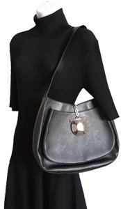 Black Salvatore Ferragamo Shoulder Bags - Up to 90% off at Tradesy 461021ee824de