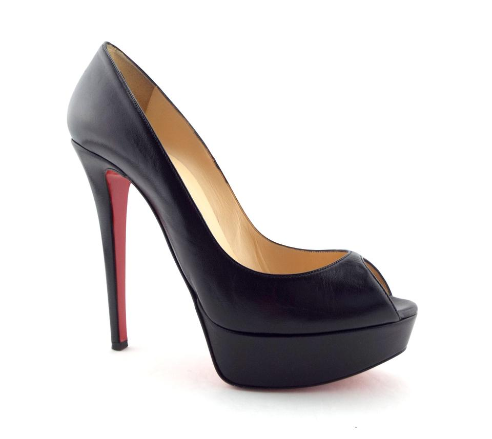 413de52ad73 Christian Louboutin Pumps Stiletto Regular (M, B) Up to 90% off at ...