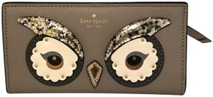 Kate Spade Kate Spade Star Bright Owl Stacy Wallet