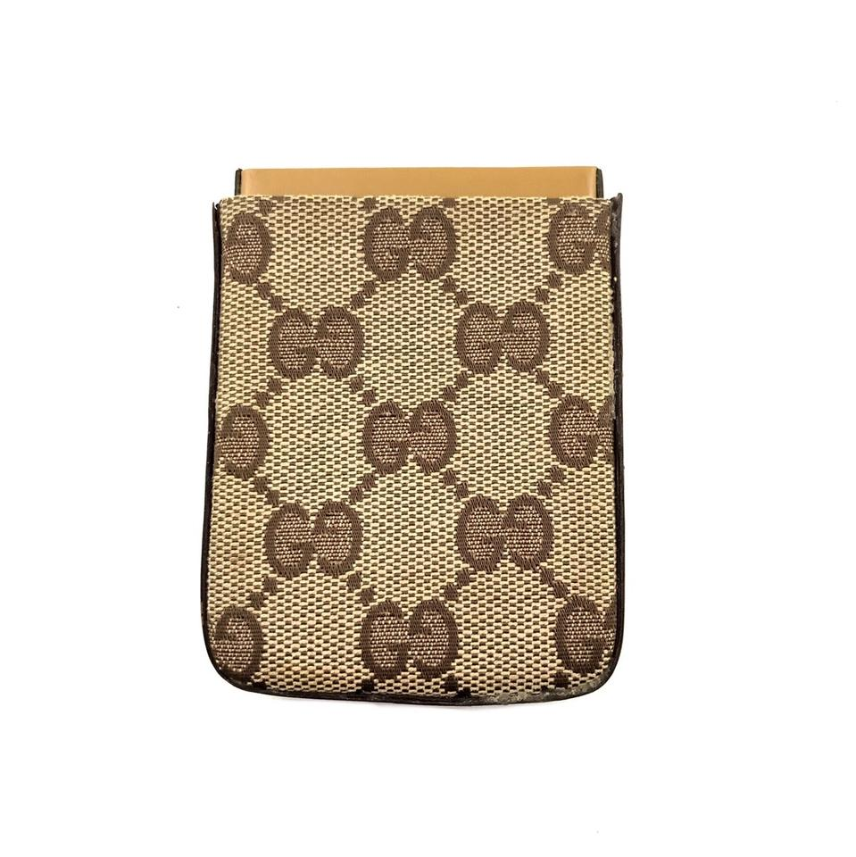 ef3e50e08ddb Gucci Monogram Card Holder Image 7. 12345678