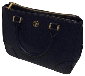 a0c751abe50 Blue Tory Burch Satchels - Up to 90% off at Tradesy
