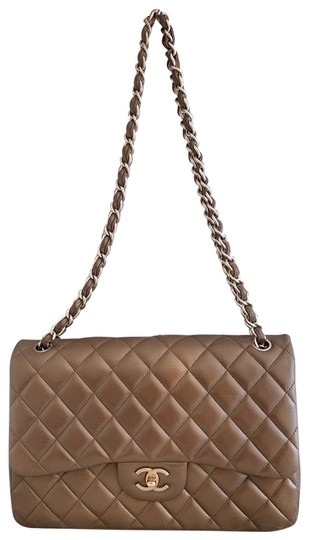 Preload https://img-static.tradesy.com/item/24670273/chanel-classic-flap-classic-jumbo-double-gold-darkgoldenrod-lambskin-leather-cross-body-bag-0-1-540-540.jpg