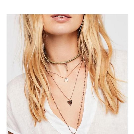 Free People free people Sofia layered necklace