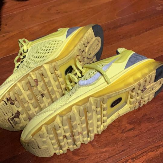 Nike yellow Athletic