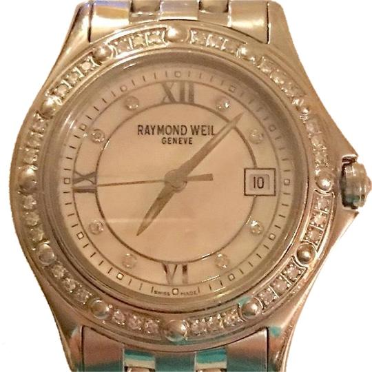 Preload https://img-static.tradesy.com/item/24670779/raymond-weil-silver-tango-bling-watch-0-1-540-540.jpg