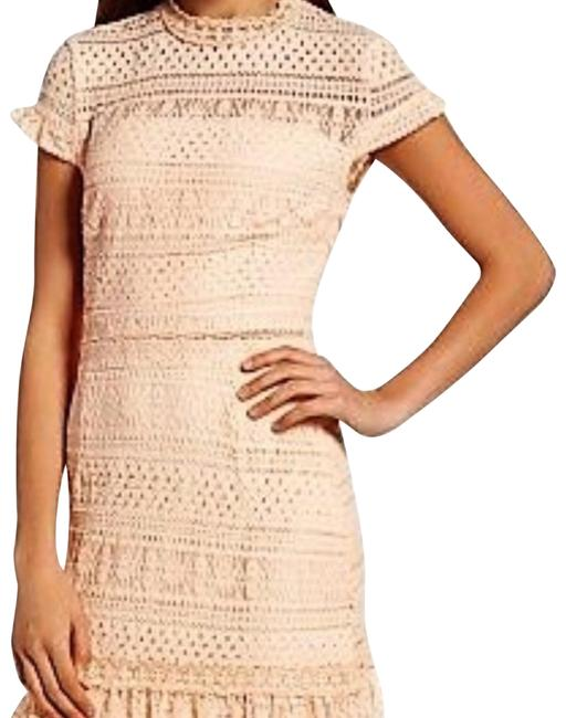 Preload https://img-static.tradesy.com/item/24670782/pale-peach-with-open-back-short-casual-dress-size-4-s-0-1-650-650.jpg