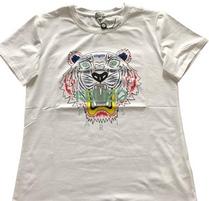 f302236f11206 White Kenzo Tee Shirts - Up to 70% off a Tradesy