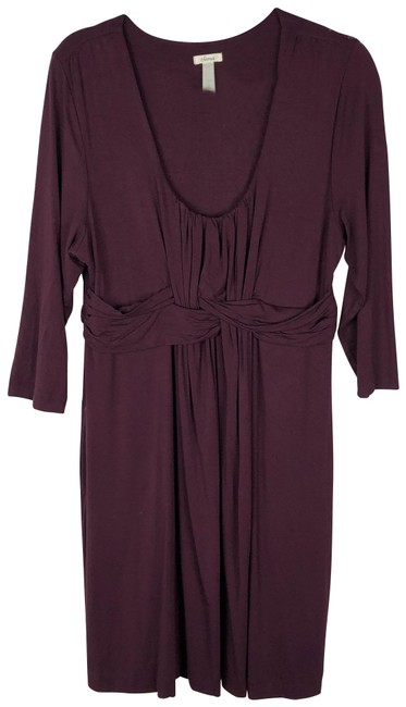Preload https://img-static.tradesy.com/item/24670963/soma-intimates-purple-with-pockets-short-casual-dress-size-12-l-0-1-650-650.jpg