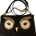 Kate Spade Owl Handbag Cross Body Bag