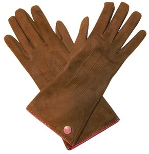 Coach ~NWT~Coach Ladies Suede Cashmere Leather Gloves 7 1/2