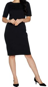 Joan Rivers short dress Black on Tradesy