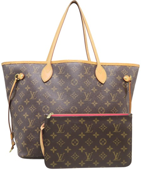 Preload https://img-static.tradesy.com/item/24671424/louis-vuitton-w-neverfull-mm-wpouch-brown-canvas-shoulder-bag-0-1-540-540.jpg