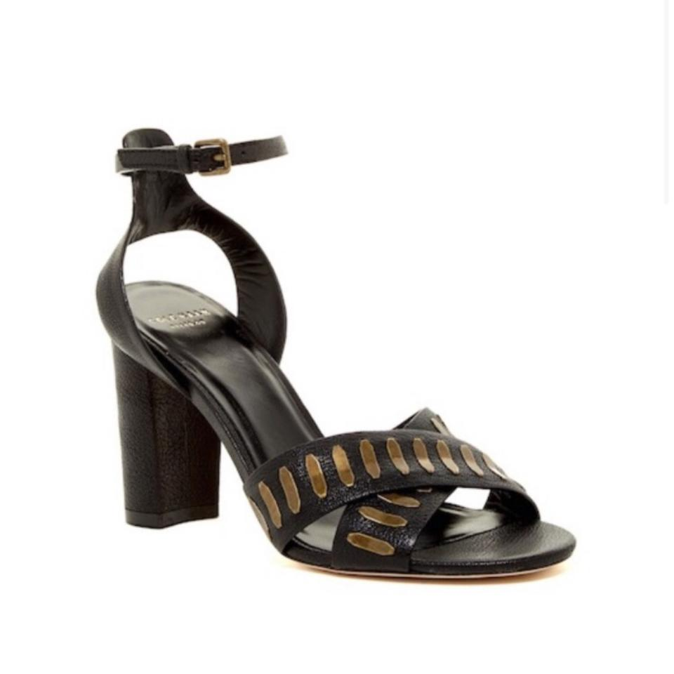 ad033ec8e1fd Cole Haan Black Carya High Heel Sandals Size US 6.5 Regular (M