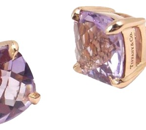 c77c3b29a Tiffany & Co. Tiffany & Co. Rare Co Sparklers 18k Rose Gold Lavender  Amethyst