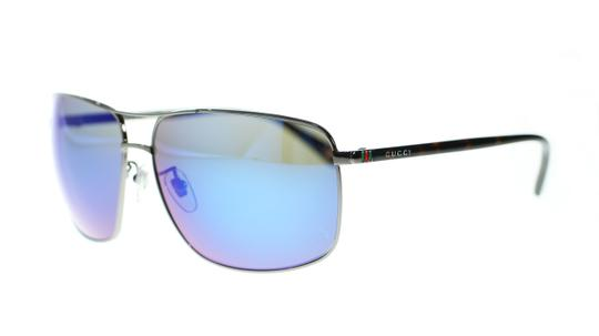 Preload https://img-static.tradesy.com/item/24673819/gucci-003-men-s-pilot-gg0065sk-ruthenium-havanablue-mirror-sunglasses-0-0-540-540.jpg