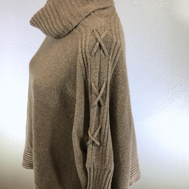 Urban Outfitters Cowl Neck Oversized Boho Winter Wool Sweater Image 2