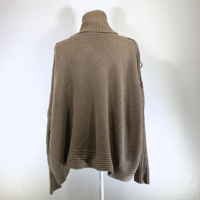 Urban Outfitters Cowl Neck Oversized Boho Winter Wool Sweater Image 3