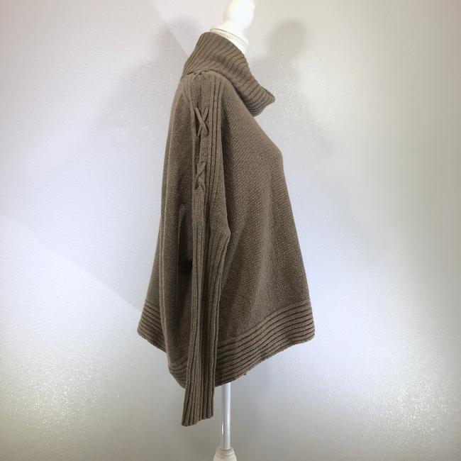 Urban Outfitters Cowl Neck Oversized Boho Winter Wool Sweater Image 4
