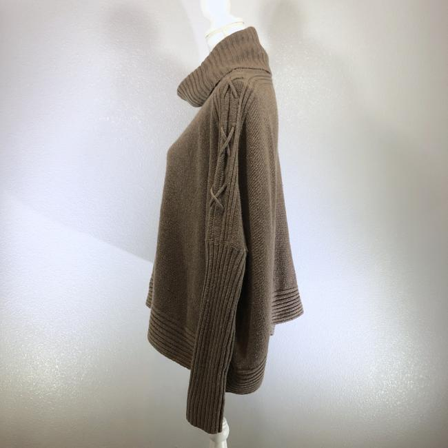 Urban Outfitters Cowl Neck Oversized Boho Winter Wool Sweater Image 5