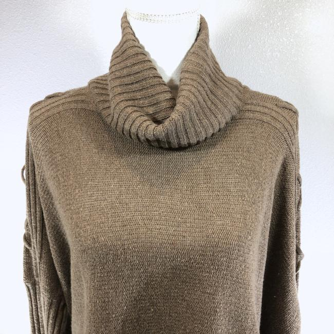Urban Outfitters Cowl Neck Oversized Boho Winter Wool Sweater Image 6