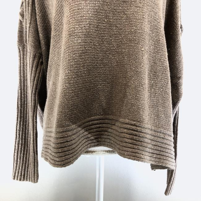 Urban Outfitters Cowl Neck Oversized Boho Winter Wool Sweater Image 7