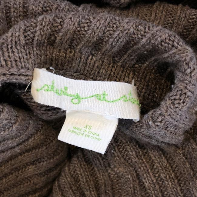 Urban Outfitters Cowl Neck Oversized Boho Winter Wool Sweater Image 8