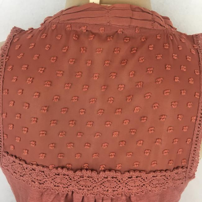 Anthropologie Top Brown Image 3