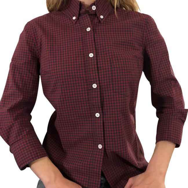 Preload https://img-static.tradesy.com/item/24674089/boy-by-band-of-outsiders-plaid-button-up-button-down-top-size-2-xs-0-1-650-650.jpg